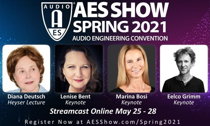 AESshow presenters