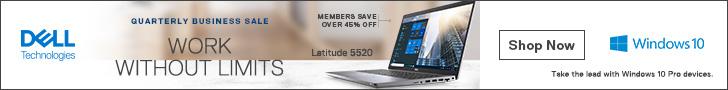 Dell October offer